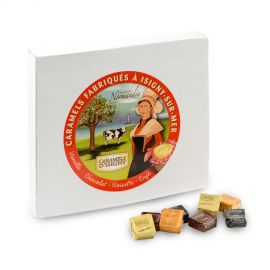 "Boite 2kg Caramels Assortiment ""Tradition"""