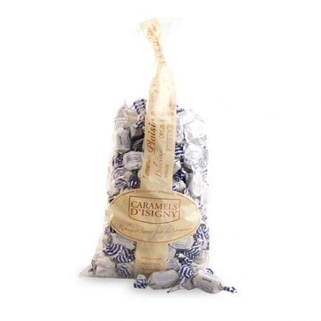 Sachet 1 kg Vrac Caramels Beurre salé