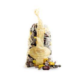 "Sachet 1 kg Vrac Caramels Assortiment ""Tradition"""