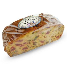 CAKE AUX FRUITS CONFITS - 350G