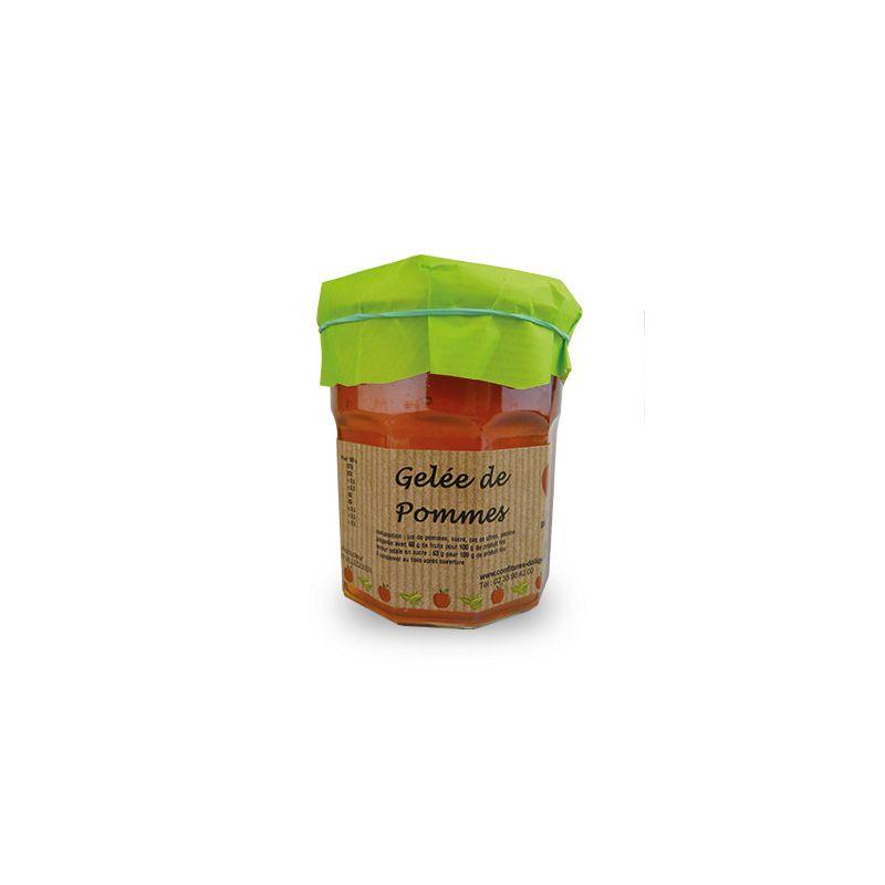 Gelee de pommes caramels d 39 isigny - Gelee de pommes avec extracteur de jus ...