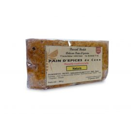 PAIN D'EPICES NATURE - 300g