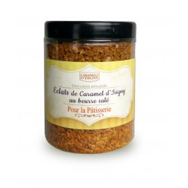 Eclats de Caramel d'Isigny au Beurre salé
