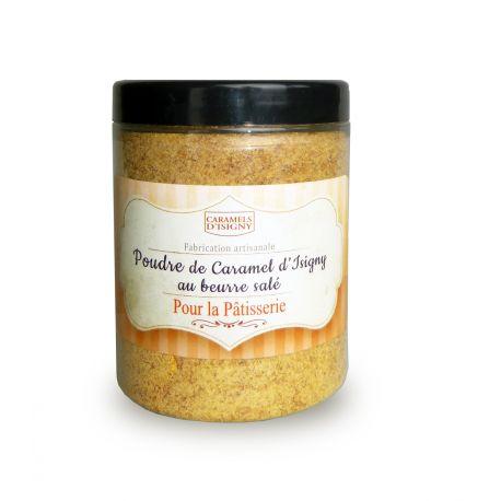 Poudre de Caramel d'Isigny au Beurre salé