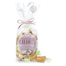 SACHET CARAMELS FONDANTS ASSORTIMENT - 200G