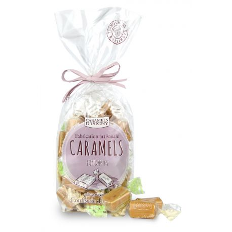 SACHET CARAMELS FONDANTS ASSORTIMENT