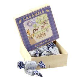 Boîte Pavé Caramels Beurre salé