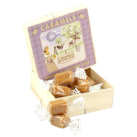 Boite Pavé Caramels Fondants Beurre Salé