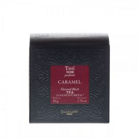 THE NOIR CARAMEL - 25 SACHETS