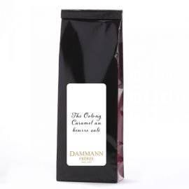 THE OOLONG DAMMANN CARAMEL AU BEURRE SALE - 100G