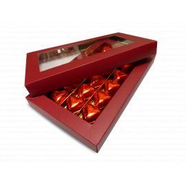 COEURS CHOCOLATS LAIT - 200G
