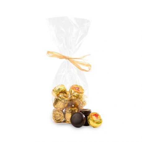 Sachet Chocolats fourrés au Calvados