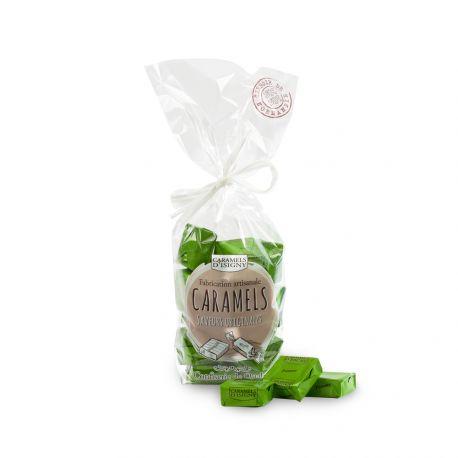 Sachet Caramels Pomme