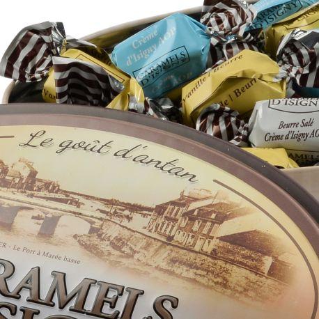 """Boîte Prestige """"Caramels d'Isigny"""""""