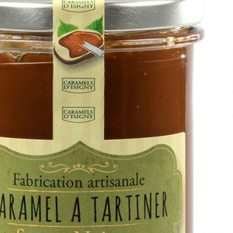 Crème de Caramel Goût Noisette