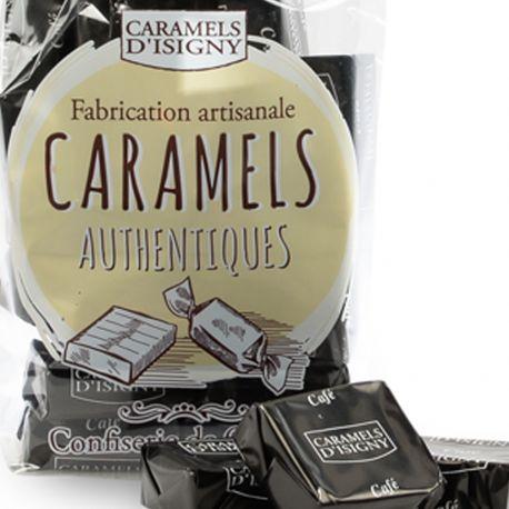 Sachet Caramels Café