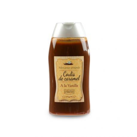 Coulis de Caramel d'Isigny à la Vanille