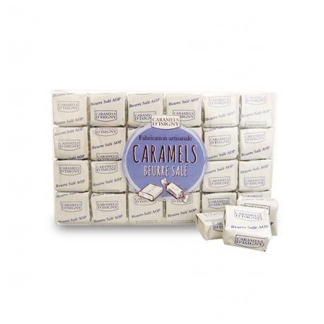 Etui Caramels Beurre salé & Sel de Guérande